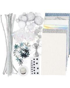 Assortimento creativo, Inverno, 1 conf.