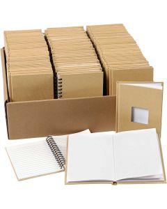 Quaderni, A6, misura 10,5x15 cm, 3x32 pz/ 1 conf.
