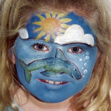 Water-based Face Paint