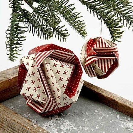 Sfera di Natale giapponese
