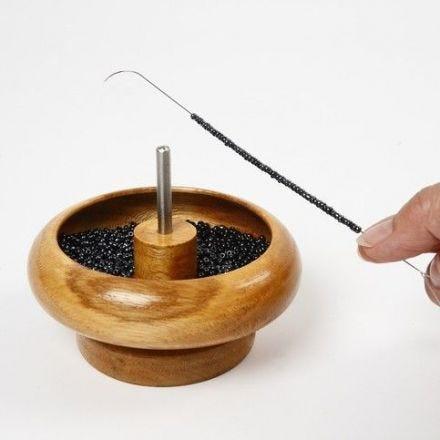 Jewellery School. A Bead Caddy Spinner