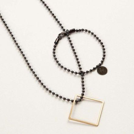Bead Chain Jewellery with Pendants