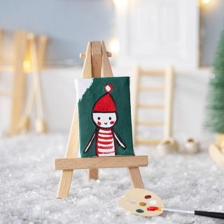 L'autoritratto dell'Elfo per la sua porta
