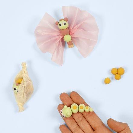 Modella il ciclo di vita di una farfalla con Silk Clay