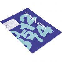 Quaderno scolastico, A5, misura 14,8x21 cm, 64 , 200 pz/ 1 conf.