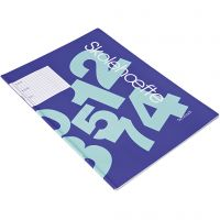 Quaderno scolastico, A4, misura 21x29,7 cm, 64 , 100 pz/ 1 conf.