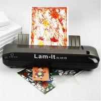 Laminatore, A3, 297x420 mm, spess. 80-150 my, 1 pz