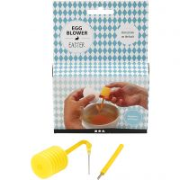 Soffiatore per uovo, 1 set