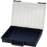 Scatola portaoggetti, Senza scatole a inserto removibili, H: 8 cm, misura 33,8x26,1 cm, 1 pz
