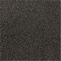 Pellicola glitter, L: 35 cm, spess. 110 my, nero, 2 m/ 1 rot.