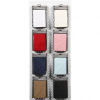 Busta, dim. busta 11,5x16 cm, 110 g, colori asst., 8x10 conf./ 1 conf.