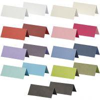 Segnaposto, misura 9x4 cm, il contenuto può variare , 250 g, colori asst., 30 conf./ 1 conf.