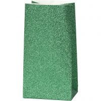 Buste carta, H: 17 cm, misura 6x9 cm, 150 g, verde, 8 pz/ 1 conf.