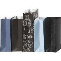 Buste carta, H: 21 cm, misura 6x9 cm, 80 g, 5x10 conf./ 1 conf.