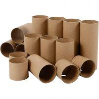 Rotoli di carta igienica, L: 4,7+9,3+14 cm, 60 pz/ 1 conf.