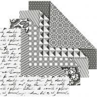 Carta origami, misura 15x15 cm, 80 g, 50 fgl. asst./ 1 conf.