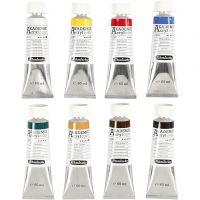 Schmincke AKADEMIE® Acryl Color, 8x60 ml/ 1 conf.