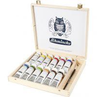 Schmincke AKADEMIE® Acryl colour , 12x60 ml/ 1 conf.