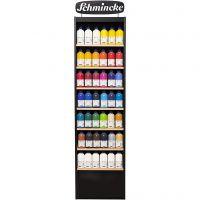 Pittura acrilica Schmincke AKADEMIE®, colori asst., 118x500 ml/ 1 conf.