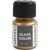 Pittura per vetro e ceramica, 35 ml/ 1 bott.