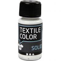 Base per tessuti, opaca, bianco, 50 ml/ 1 bott.
