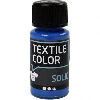 Base per tessuti, opaca, blu brillante, 50 ml/ 1 bott.