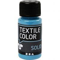 Base per tessuti, opaca, blu turchese, 50 ml/ 1 bott.