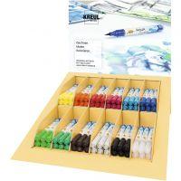 Set SOLO GOYA Aqua Paint Marker, colori asst., 12x6 pz/ 1 conf.