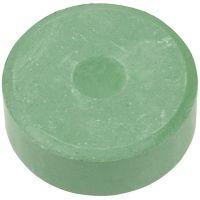 Acquerelli, H: 16 mm, diam: 44 mm, verde scuro, 6 pz/ 1 conf.