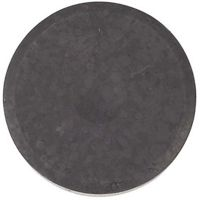 Acquerelli, H: 19 mm, diam: 57 mm, nero, 6 pz/ 1 conf.
