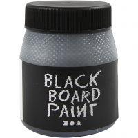 Pittura lavagna, grigio, 250 ml/ 1 conf.