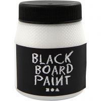 Pittura lavagna, bianco, 250 ml/ 1 conf.