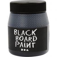 Pittura lavagna, nero, 250 ml/ 1 conf.