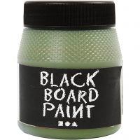 Pittura lavagna, verde, 250 ml/ 1 conf.