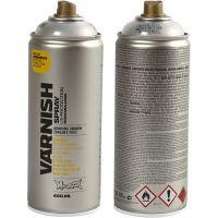 Vernice spray, brillante, 400 ml/ 1 vasch.