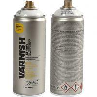 Vernice spray, semi-lucido, 400 ml/ 1 vasch.