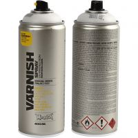 Vernice spray, opaco, 400 ml/ 1 vasch.