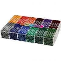 Pennarelli Colortime, ampiezza tratto 5 mm, colore aggiuntivo, 12x24 pz/ 1 conf.
