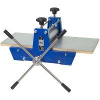 Pressa per stampa a blocchi, misura 30x70 cm, 1 pz