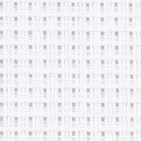 Tela Aida, misura 50x50 cm, 24 quadrati per 10 cm , bianco, 1 pz