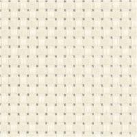Tela Aida, L: 150 cm, 35 quadrati per 10 cm , avorio, 3 m/ 1 pz