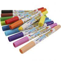 Penne gel Mungyo, colori asst., 12 pz/ 1 conf.