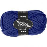 Filo Sydney, L: 50 m, blu, 50 g/ 1 gom.
