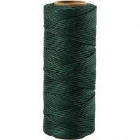 Filo di iuta, spess. 1 mm, verde, 65 m/ 1 rot.