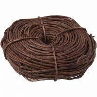 Corda di granturco, L: 3,5-4 mm, marrone, 300 g/ 1 pacch.