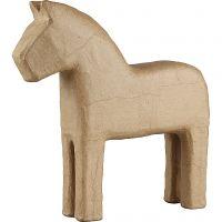 Cavallo, H: 24,5 cm, 1 pz