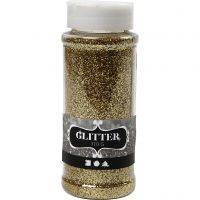 Glitter, oro, 110 g/ 1 vasch.