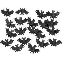 Pipistrelli, misura 15x25 mm, 20 pz/ 1 conf.