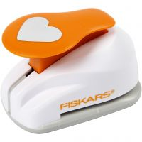 Perforatore a leva, cuore, diam: 25 mm, misura M , 1 pz