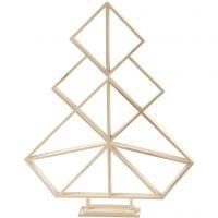 Albero di Natale, H: 60 cm, L: 47 cm, 1 pz